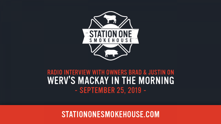 Radio Interview on WERV's Mackay in the Morning